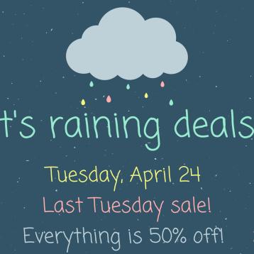 raining deals