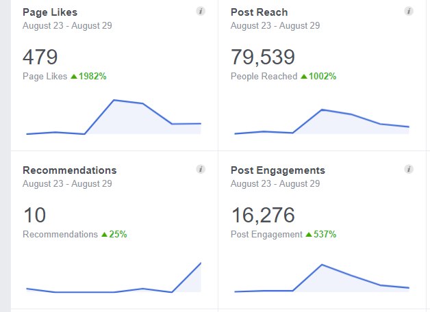 page analytics facebook medvet chicago