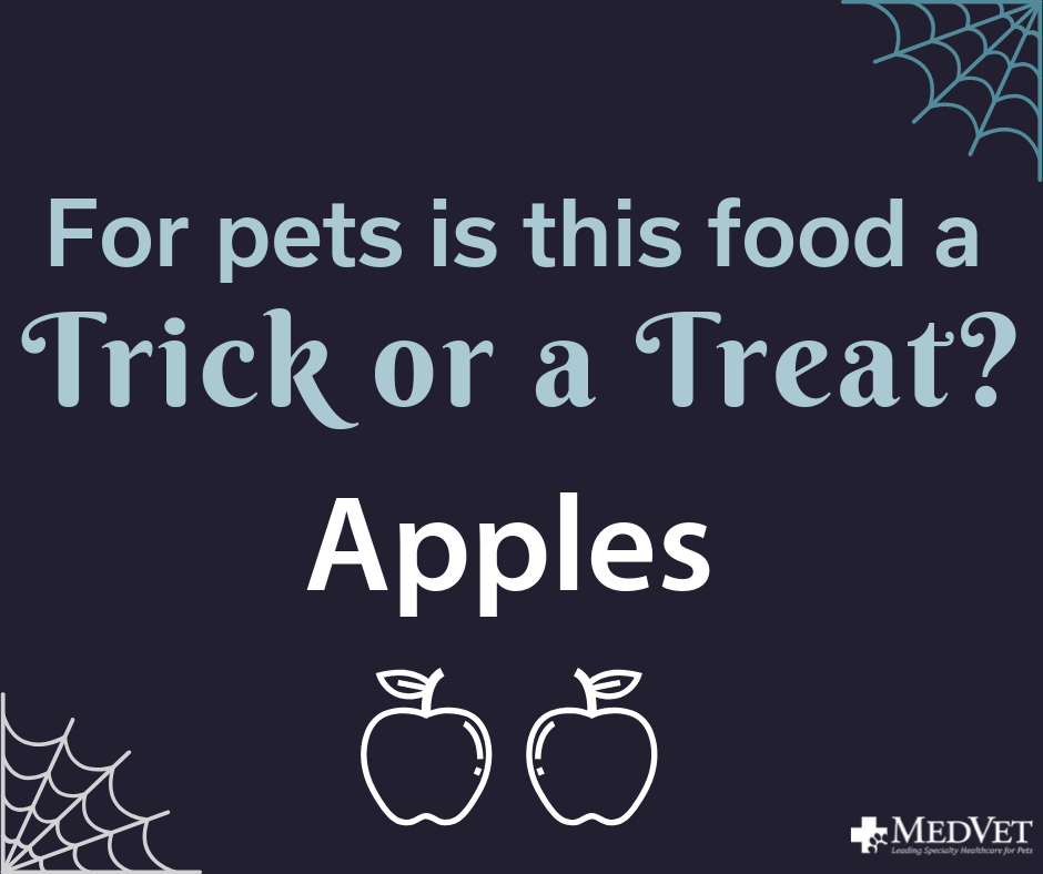 Trick or Treat Apples